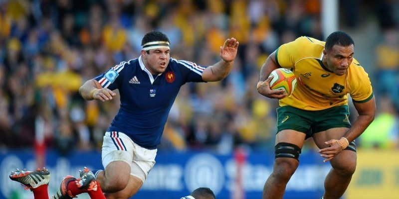 XV de France Wallabies tests-matchs