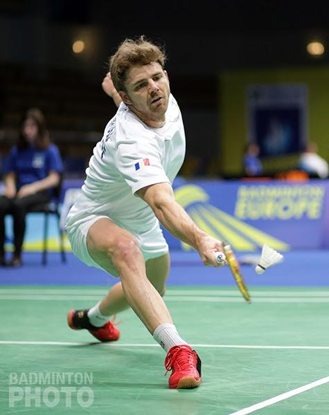 badminton brice leverdez
