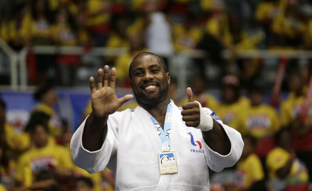 Championnat du monde de judo 2013 des français