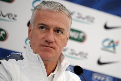 Quelle liste des 23 pour l'équipe de France ?