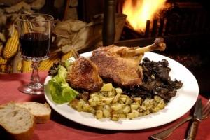 confit canard gastronomie française