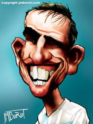 Franck Ribéry heureux sourire
