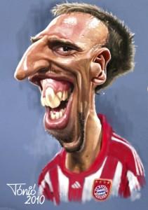 Frank Ribéry Bayern phrases cultes