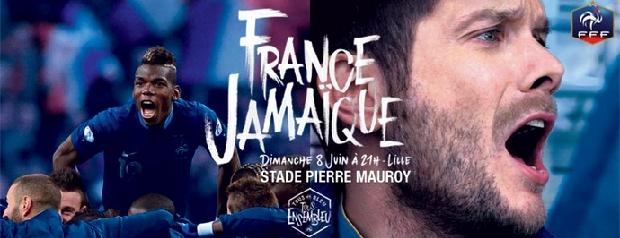 France-Jamaïque : 8-0, petit échauffement avant la Coupe du Monde