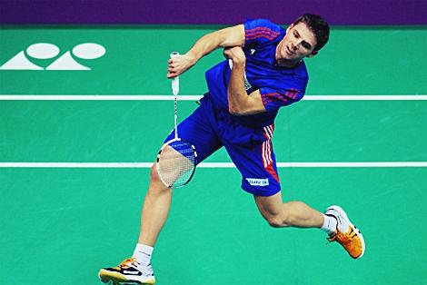 Les championnats de monde 2015 de Badminton