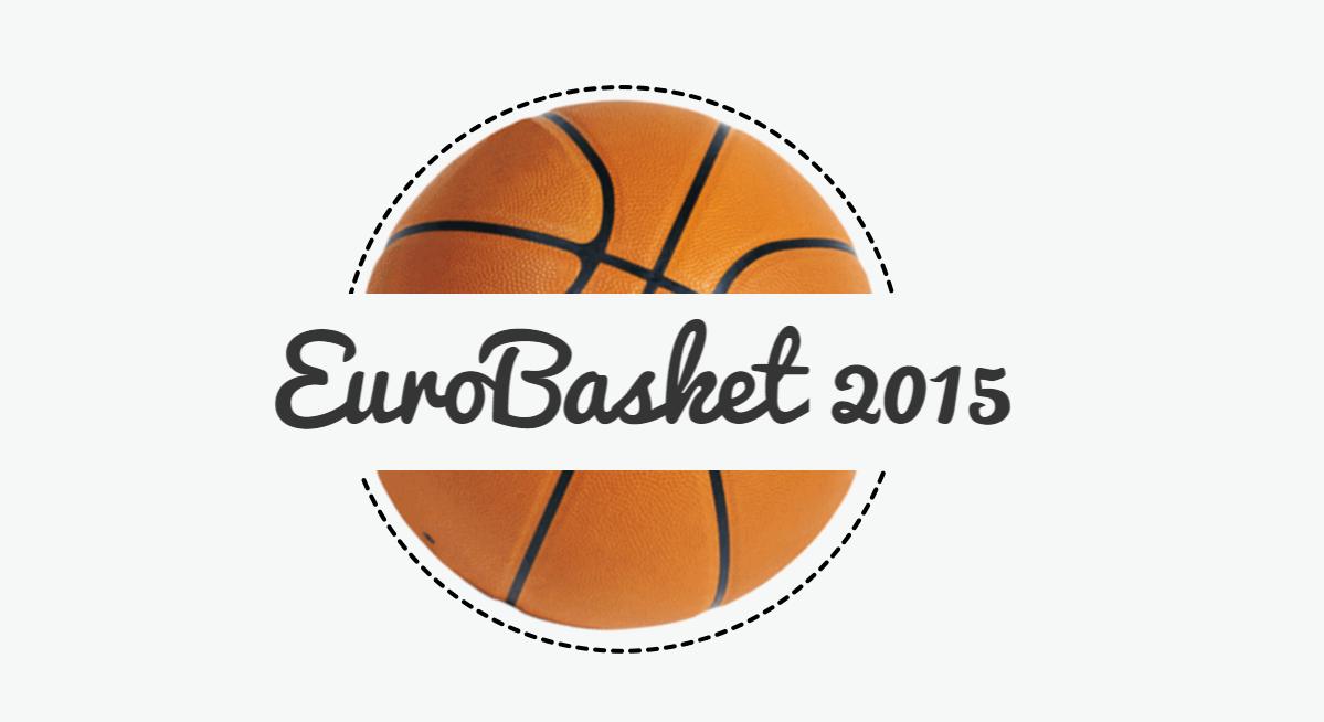 INFOGRAPHIE: L'EuroBasket 2015 en France